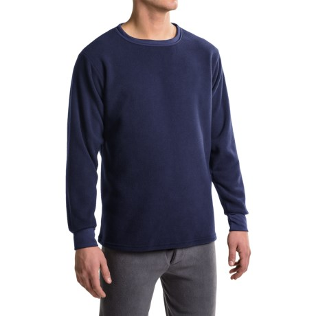 Kenyon Polarskins Expedition Base Layer Top - Heavyweight, Long Sleeve (For Men) in Navy