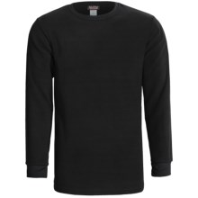Kenyon Polarskins Expedition Base Layer Top - Heavyweight, Long Sleeve (For Tall Men) in Black - Closeouts