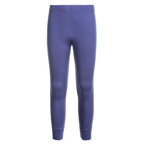 Kenyon PolarSkins Waffle Base Layer Pants (For Big Boys and Girls) in Medium Blue