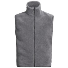 Kenyon Polartec® 300 wt. Fleece Vest (For Men) in Grey - 2nds