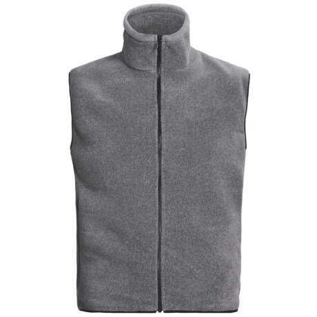 Kenyon Polartec® 300 wt. Fleece Vest (For Men) in Grey