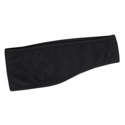 Kenyon Polartec® Ear Band - Windbloc® Fleece (For Men and Women) in Black