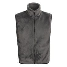 Kenyon Polartec® High-Loft Fleece Vest (For Men) in Graphite - 2nds