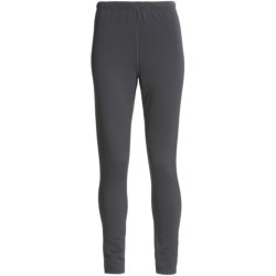 Kenyon Polartec® Power Stretch® Base Layer Bottoms (For Women) in Grey