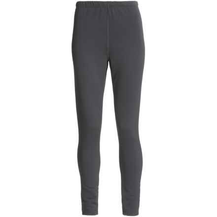 Kenyon Polartec® Power Stretch® Base Layer Bottoms (For Women) in Grey - Closeouts