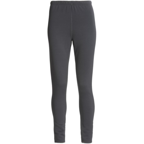 Kenyon Polartec® Power Stretch® Base Layer Bottoms (For Women) in Grey