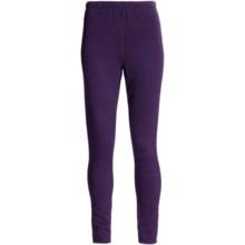 Kenyon Polartec® Power Stretch® Base Layer Bottoms (For Women) in Purple Heather - Closeouts