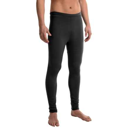 Kenyon Polartec® Power Stretch®  Base Layer Bottoms - Heavyweight (For Men) in Black - 2nds