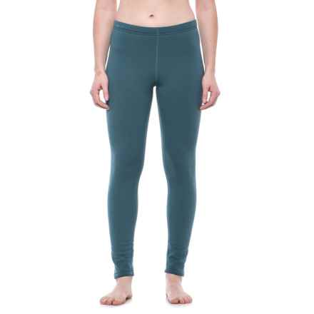 Kenyon Polartec® Power Stretch® Base Layer Pants (For Women) in Blue/Grey - Closeouts