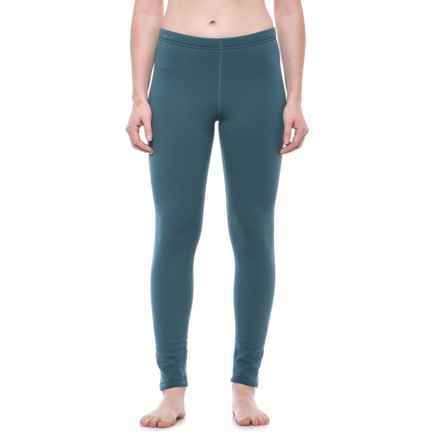 Kenyon Polartec® Power Stretch® Base Layer Pants (For Women) in Blue/Grey - Closeouts