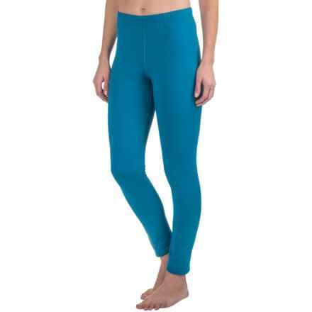 Kenyon Polartec® Power Stretch® Base Layer Pants (For Women) in Blue - Closeouts