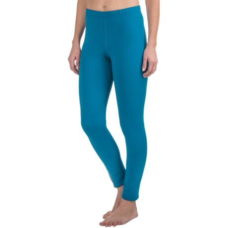 Kenyon Polartec® Power Stretch® Base Layer Pants (For Women) in Blue