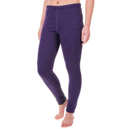 Kenyon Polartec® Power Stretch® Base Layer Pants (For Women) in Purple - Closeouts