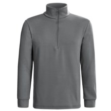Kenyon Polartec® Power Stretch® Base Layer Top - Heavyweight, Zip Neck, Long Sleeve (For Men) in Grey - 2nds