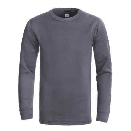 Kenyon Polartec® Power Stretch® Base Layer Top - Lightweight, Long Sleeve (For Men) in Dark Grey - Closeouts