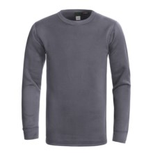 Kenyon Polartec® Power Stretch® Base Layer Top - Long Sleeve (For Men) in Grey - Closeouts