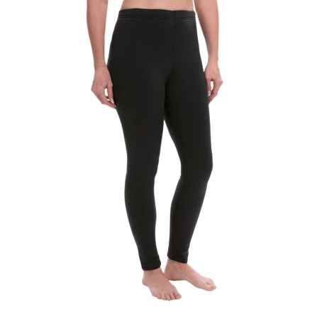 Kenyon Polartec® Power Wool® Base Layer Bottoms - Heavyweight (For Women) in Black - 2nds