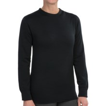 Kenyon Polartec® PowerStretch® Base Layer Top - Long Sleeve (For Women) in Black - Closeouts
