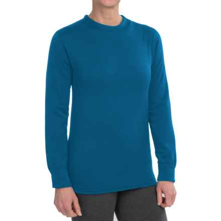 Kenyon Polartec® PowerStretch® Base Layer Top - Long Sleeve (For Women) in Blue - Closeouts