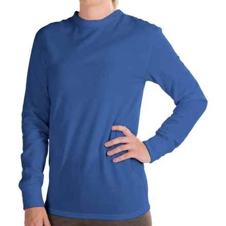 Kenyon Polartec® PowerStretch® Base Layer Top - Long Sleeve (For Women) in Denim Blie - Closeouts