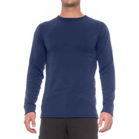Kenyon Power Stretch® Base Layer Top - Lightweight, Long Sleeve (For Men) in Navy