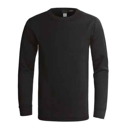 Kenyon Power Stretch® Base Layer Top - Long Sleeve (For Men) in Black - Closeouts