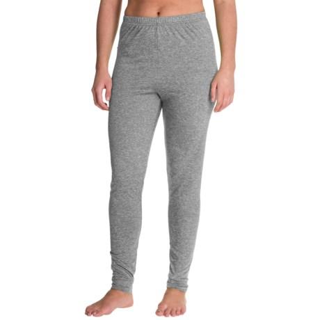 Kenyon Space-Dye Base Layer Pants (For Women) in Black/White