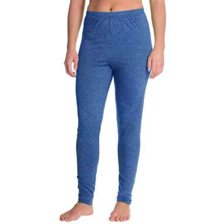 Kenyon Space-Dye Base Layer Pants (For Women) in Blue/Black - Closeouts