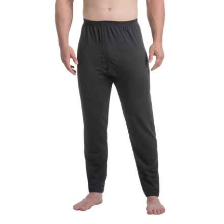Kenyon Waffle Polarskins Base Layer Pants (For Men) in Black - Closeouts