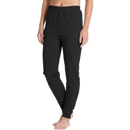 Kenyon Waffle Polarskins Base Layer Pants (For Women) in Black - Closeouts