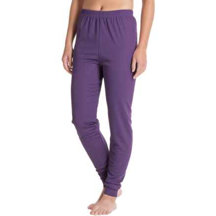 Kenyon Waffle Polarskins Base Layer Pants (For Women) in Purple - Closeouts