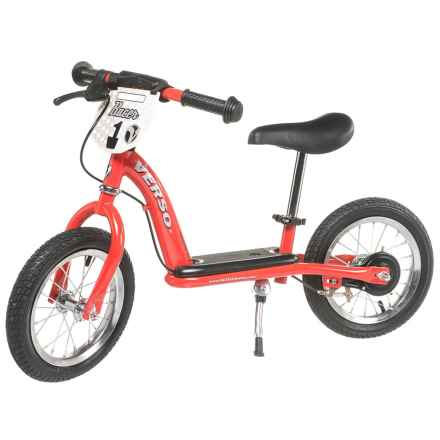 "Kettler 12"" Racer Balance Training Bike in Red - Closeouts"