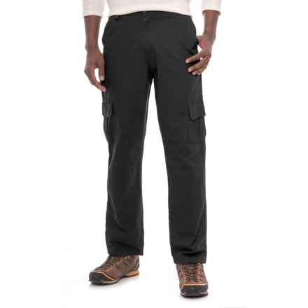 Key Apparel Ripstop Cargo Work Pants (For Men) in Black - Closeouts