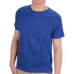 Keya Cotton T-Shirt - Short Sleeve (For Men and Women) in Black