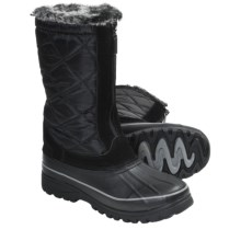Khombu 2012 Upland 2 Winter Boots - Weatherproof (For Women) in Black - Closeouts