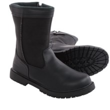 Khombu Canaan Snow Boots - Waterproof (For Men) in Black - Closeouts