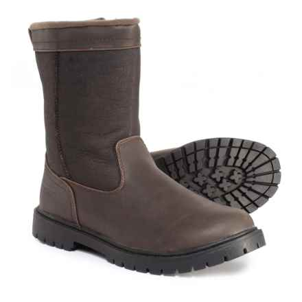 Khombu Canaan Snow Boots - Waterproof, Insulated (For Men) in Brown - Closeouts