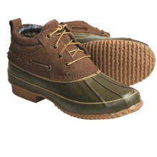 Khombu Classic 4-Eye Winter Boots - Suede (For Men) in Tan - Closeouts