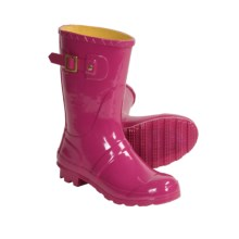 Khombu Classy Rain Boots (For Women) in Pink - Closeouts