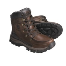 Khombu Climber 2 Winter Boots - Waterproof (For Men) in Dark Brown - Closeouts