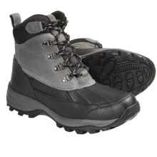 Khombu Climber Prep Boots - Waterproof (For Men) in Black - Closeouts