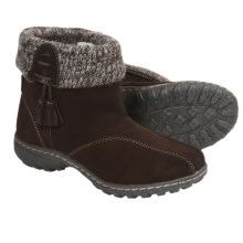 Khombu Eskimo Low 2 Winter Boots - Weatherproof (For Women) in Brown - Closeouts