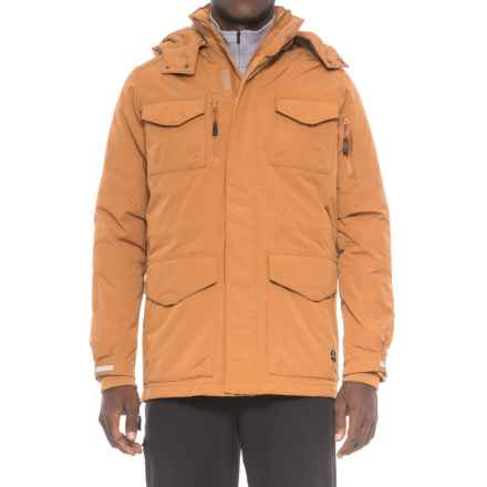 Khombu Field Down Jacket (For Men) in Cashew - Closeouts