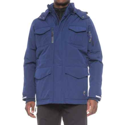 Khombu Field Down Jacket (For Men) in Navy - Closeouts