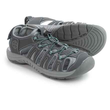 Khombu Jordyn Water Shoes (For Women) in Grey - Closeouts