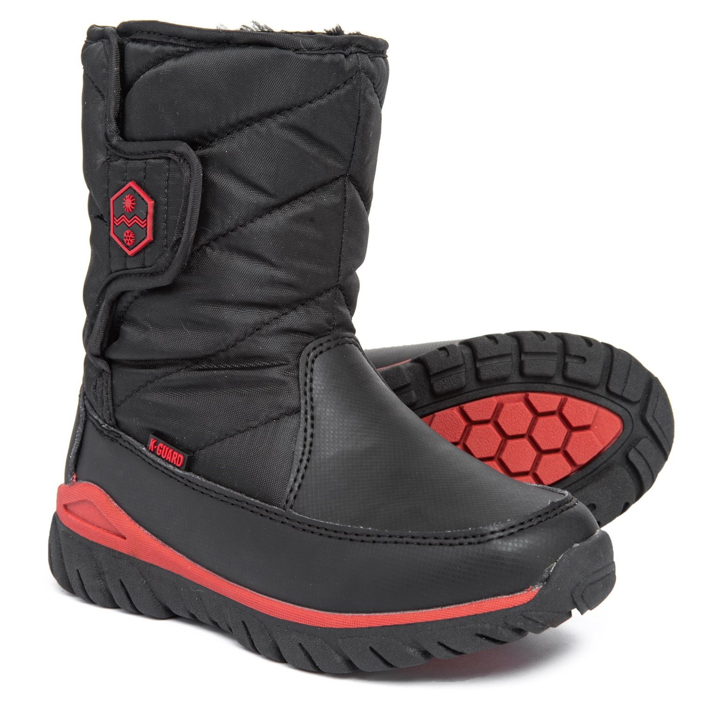Fonkelnieuw Khombu Justin Snow Boots (For Boys) - Save 37% MV-52