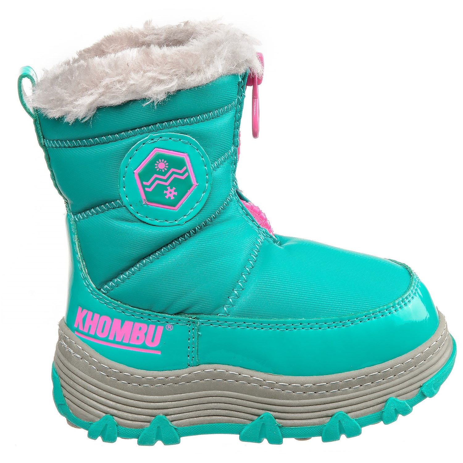 1d26496a2a09 Khombu Mimi Snow Boots - Insulated (For Little and Big Girls)