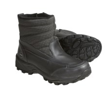 Khombu Mogul 2 Winter Boots - Waterproof (For Men) in Black - Closeouts