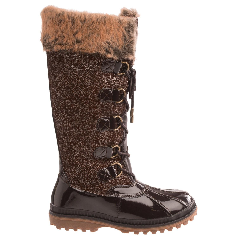khombu quechee stingray snow boots for 7682f