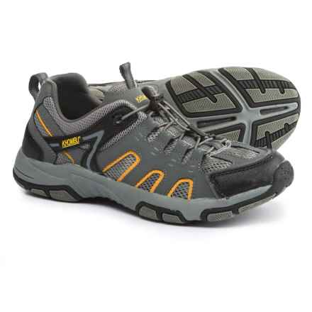 Khombu Reef Shark 2 Water Shoes (For Men) in Grey - Closeouts